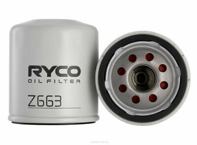 AU32.95 • Buy Ryco Oil Filter Fits Holden Jeep Ford Suzuki Landrover (z663)
