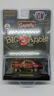 $ CDN153.11 • Buy M2 Machines Toy Fair Gassers - 1967 Chevrolet Nova - Gasser Big Apple Chase