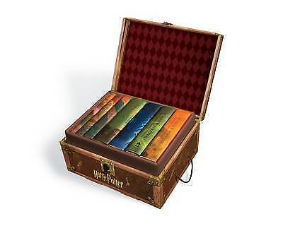 $ CDN460.20 • Buy Harry Potter Hardcover Boxed Set: Books 1-7 By J K Rowling 9780545044257