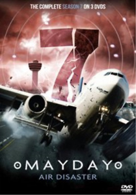 Mayday Air Disaster Series7 Dvd New • 15.44£