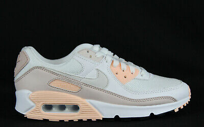 AU135.99 • Buy New Nike Women's Air Max 90 In White/Platinum Tint Colour Size 7