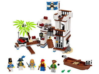 £90 • Buy Lego Pirates Set 70412 Soldiers Fort 2015 Complete Retired