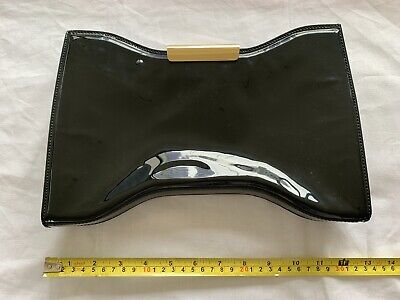 AU249 • Buy Alexander McQueen Clutch Bag Pre-owned Black With Dust Bag AUTHENTIC