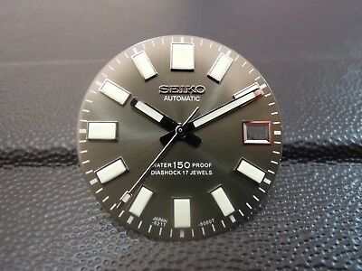 $ CDN72.55 • Buy New Replacement 62mas Style Dial & Hands Fits Seiko Skx031 / Skx007 Divers Watch