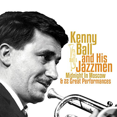 £5.82 • Buy Kenny Ball & His Jazzmen - Midnight In - Kenny Ball And His Jazzmen (2016) (CD)
