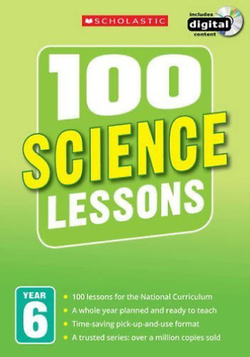 Hollin, Paul-100 Science Lessons: Year 6 BOOK NEW • 25.85£