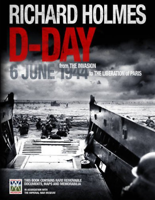 £22.05 • Buy Iwm D-Day Experience BOOKH NEW