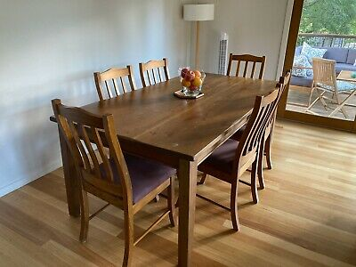 AU180 • Buy Dining Table & 6 Chairs