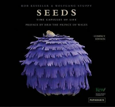 Seeds: Time Capsules Of Life By Rob Kesseler 9781906506520 | Brand New • 15.62£