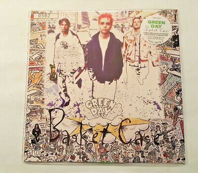 £64.35 • Buy GREEN DAY Basket Case 7  Vinyl Record NEW UK Limited Numbered Edition COLOR WAX