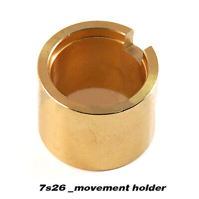 AU21.16 • Buy Brass Watch Movement Holder Stand For 7S26 7S36 Movement Modding Repair Tool Kit