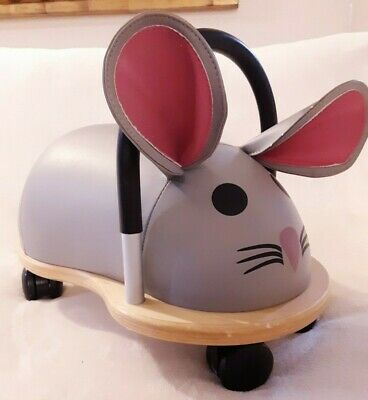 £14.37 • Buy  Lionheart Wheely Bug Mouse Small Ages 1.5 And Up Ride On Toy