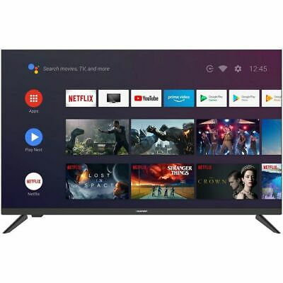 AU232.89 • Buy Blaupunkt 32  HD LED Smart Android TV WIFI Google Assistant Netflix Chromecast