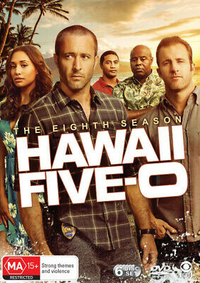 AU35.99 • Buy Hawaii Five-0 (2010): Season 8 (2017) [new Dvd]