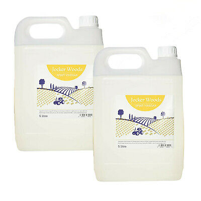 £15.99 • Buy Natural White Vinegar 5l - Pack Of 2, Cleaning, Pickling, Marinations & Cooking