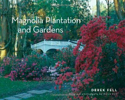 $4.99 • Buy Magnolia Plantation And Gardens By Fell, Derek Paperback Book The Fast Free