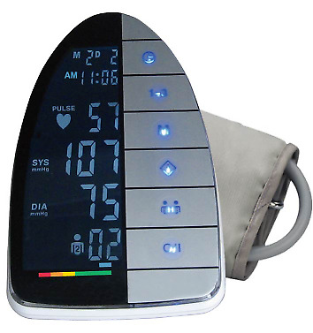 Andon Advanced Upper Arm Blood Pressure Monitor With Large BP Cuff • 29.99£