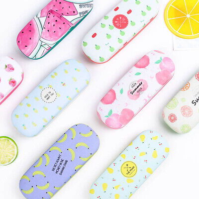 AU9.39 • Buy Portable Glasses Hard Box Sunglasses Case Candy Color Fruit Pattern Protector AU