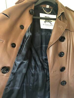 AU900 • Buy Authentic Burberry Soft Nappa Leather Jacket