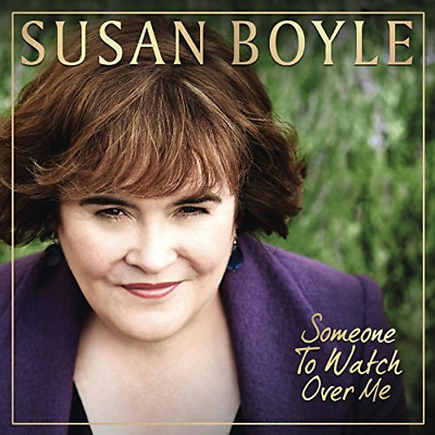 Someone To Watch Over Me - Susan Boyle (2011) (CD) • 1.49£