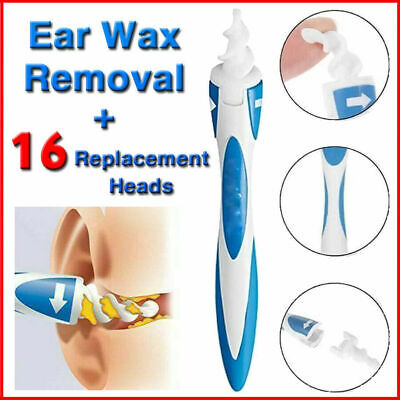 AU9.95 • Buy 1/2Set Ear Wax Removal Tool Ear Wax Cleaner Q-Grips Ear Wax Remover With Tips