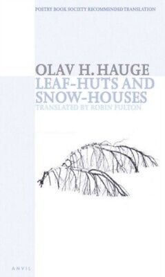 Leaf-huts & Snow-houses • 10.65£