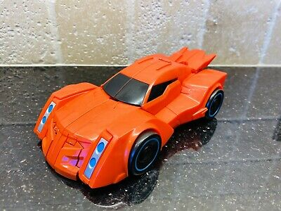 Hasbro Transformers In Disguise RID Decepticon Bisk 3 Step Changer • 14.99£