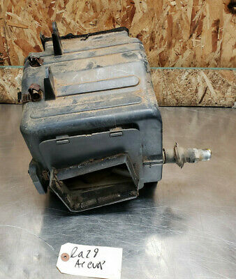 AU254.23 • Buy 76 77 Toyota Celica Gt Ra29 Ac Evaporator Evap Housing Air Conditioning A/c Oem