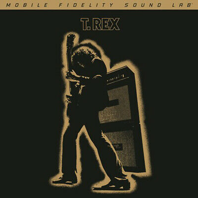 £39.95 • Buy T-rex Electric Warrior - Mobile Fidelity Hybrid Sacd - Limited Edition
