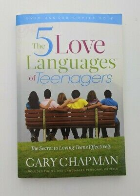 AU19.50 • Buy The 5 Love Languages Of Teenagers: The Secret Of Loving Teens Effectively By Ga…