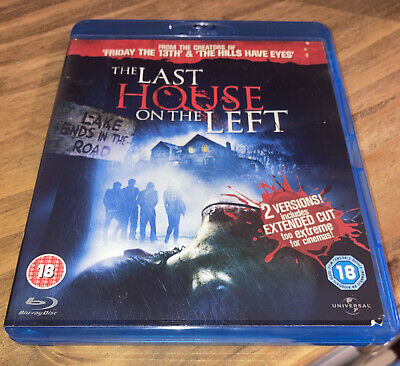 £3.49 • Buy Last House On The Left (Blu-ray, 2009) Includes Extreme Edition