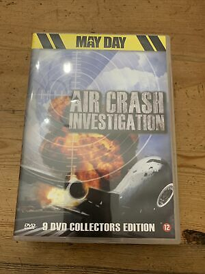 May Day Air Crash Investigation - DVD • 15£