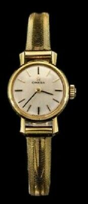 Rare 1970 Omega 18ct Gold Ladies Watch • 899.99£