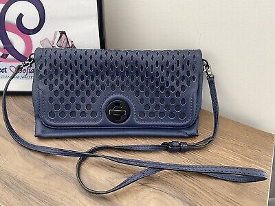 AU55 • Buy Preoved MIMCO Leather Sling Bag - Blue