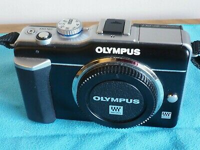 Olympus E-PL1 Converted To Capture FULL SPECTRUM For INFRA-RED Camera Body • 129£