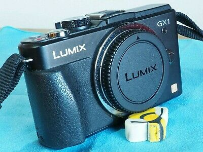 PANASONIC GX1 Converted To 720nm For Infra Red Photography. • 165£