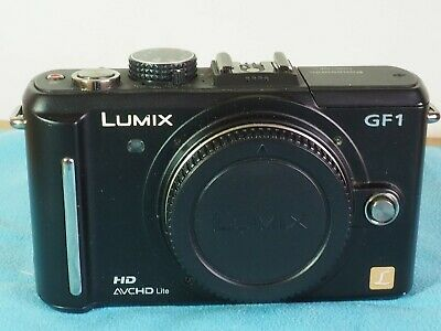 Panasonic GF1 Camera Converted To FULL SPECTRUM For Infra Red Photography • 125£