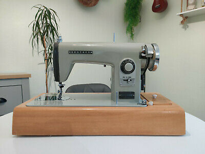 Brother Deluxe Semi Industrial Heavy Duty Sewing Machine Upholstery Leather  • 175£