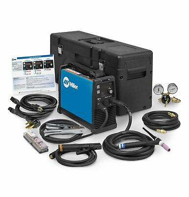 $2441.25 • Buy Miller Maxstar 161 STL TIG And Stick Welder With X-Case 907710001