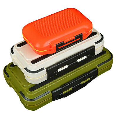 AU16.99 • Buy Fishing Gear Waterproof Accessories Tool Box Storage Fish Hook Supplies
