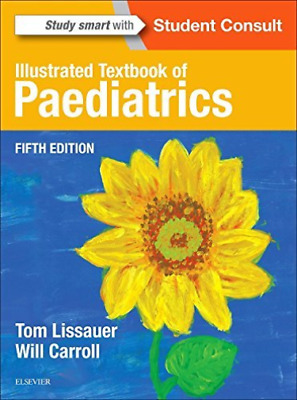Illustrated Textbook Of Paediatrics BOOK NEW • 52.71£