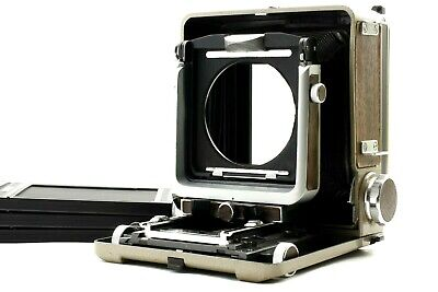 [Excellet+5] WISTA 45 N LARGE FORMAT FIELD CAMERA W/ Cut Film Holder From Japan  • 180.31£