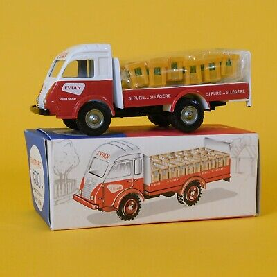 CIJ Europarc 3/94 'EVIAN' Lorry Original Box Complete With 12 Crates Mint AL/ML  • 49.99£