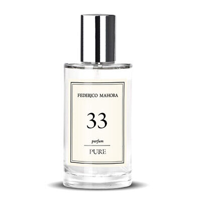 Fm 33 Pure Parfum For Her Collection 50 Ml - New & Sealed • 16.99£