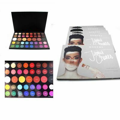 AU26.99 • Buy MORPHE X James Charles Palette Make Up 39 Colors Eye Shadow Inner Artist Pressed