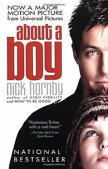About A Boy (Movie Tie-In) By Nick Hornby | Book | Condition Very Good • 3.27£