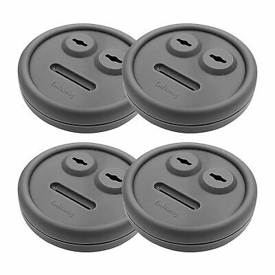 $ CDN5.58 • Buy 2/4/6/8 Pack Thermometer And Probe Grommet For BBQ Grills, Compatible With Weber