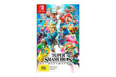 AU65 • Buy Super Smash Bros Ultimate (Nintendo Switch)