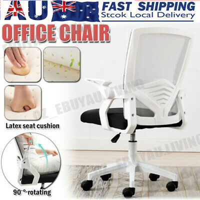 AU84.88 • Buy 2021 Office Chair Gaming Computer Mesh Chairs Ergonomic Executive Mid Back AU
