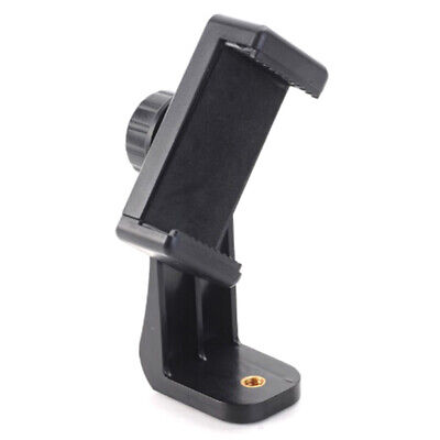 AU9.48 • Buy Universal Tripod Mount Adapter Cell Phone Clipper Holder Vertical 360 Rota Gi